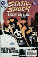 Static Shock Rebirth of the Cool Vol 1 2