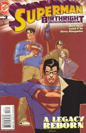 Superman Birthright Vol 1 3