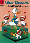 Walt Disney's Comics and Stories Vol 1 223