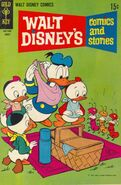 Walt Disney's Comics and Stories Vol 1 347