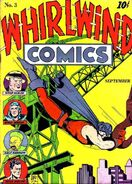 Whirlwind Comics Vol 1 3