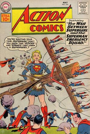 Action Comics Vol 1 276