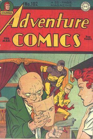 Adventure Comics Vol 1 102