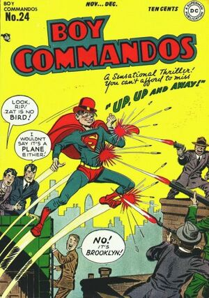 Boy Commandos Vol 1 24