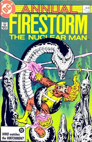 Firestorm Annual Vol 2 4