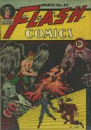 Flash Comics Vol 1 63