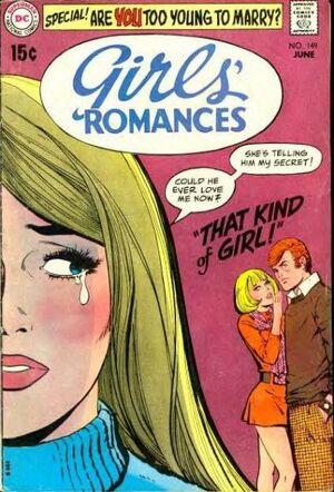 Girls' Romances Vol 1 149