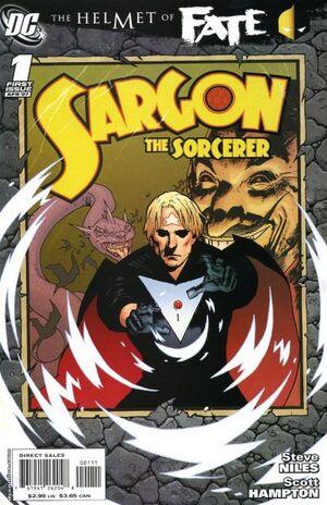 Helmet of Fate Sargon the Sorcerer Vol 1 1
