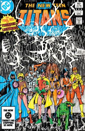 New Teen Titans Vol 1 36