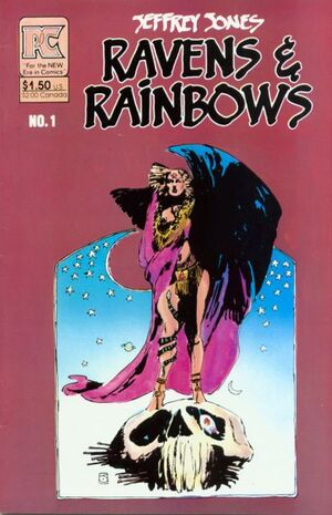 Ravens & Rainbows Vol 1 1