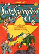 Star-Spangled Comics Vol 1 3