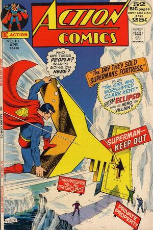 Action Comics Vol 1 411