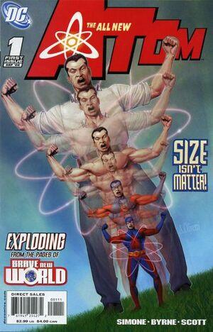 All-New Atom Vol 1 1