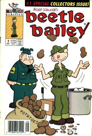 Beetle Bailey Vol 2 1
