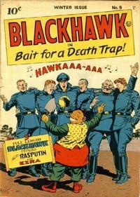 Blackhawk Vol 1 9