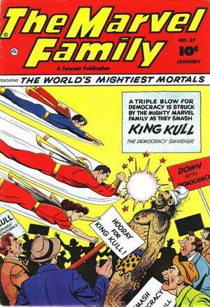 Marvel Family Vol 1 67