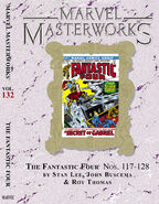 Marvel Masterworks Vol 1 132