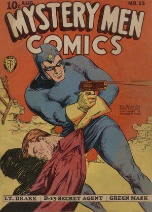 Mystery Men Comics Vol 1 13