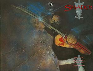 Shado Song of the Dragon Vol 1 4