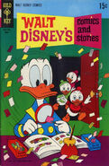 Walt Disney's Comics and Stories Vol 1 355