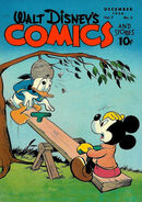 Walt Disney's Comics and Stories Vol 1 75