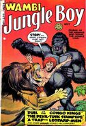 Wambi, the Jungle Boy Vol 1 7