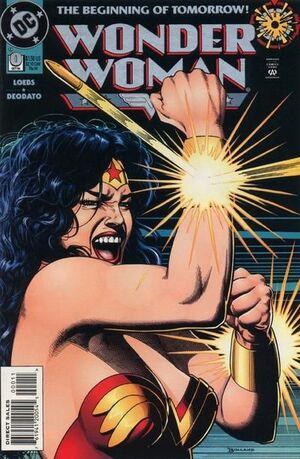 Wonder Woman Vol 2 0