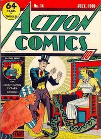 Action Comics Vol 1 14
