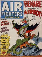 Air Fighters Comics Vol 1 5