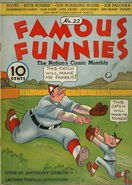 Famous Funnies Vol 1 22