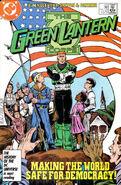 Green Lantern Corps Vol 1 210