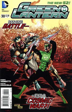 Green Lantern Vol 5 30