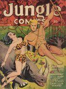 Jungle Comics Vol 1 50