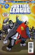 Justice League Unlimited Vol 1 29