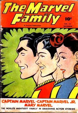Marvel Family Vol 1 18