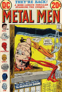 Metal Men Vol 1 42