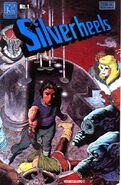 Silverheels Vol 1 1