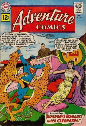 Adventure Comics Vol 1 291