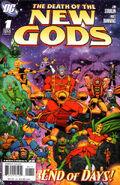 Death of the New Gods Vol 1 1