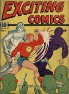 Exciting Comics Vol 1 1