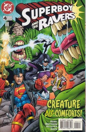Superboy and the Ravers Vol 1 4