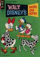 Walt Disney's Comics and Stories Vol 1 316