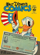 Walt Disney's Comics and Stories Vol 1 46