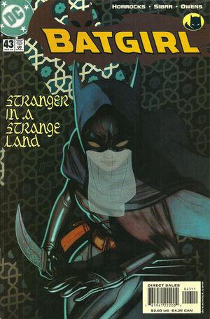 Batgirl Vol 1 43