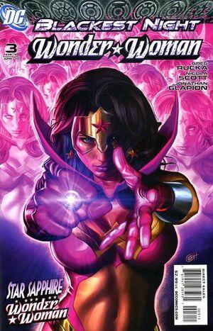 Blackest Night Wonder Woman Vol 1 3