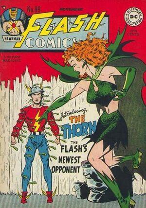 Flash Comics Vol 1 89