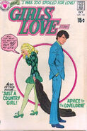 Girls' Love Stories Vol 1 154