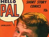 Hello Pal Comics Vol 1 1