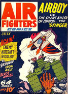 Air Fighters Comics Vol 1 10