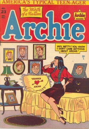 Archie Vol 1 23